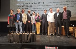 34e ArboRencontre ( 3 octobre 2019) organisée par le CAUE77 (Augustin Bonnardot). Grand merci à tous